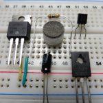 Усилитель звука на транзисторах #2 Температурная стабилизация
