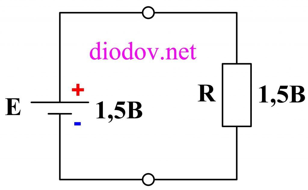 2 закон Кирхгофа пример