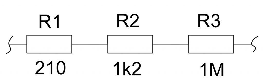 Обозначение резисторов на схеме